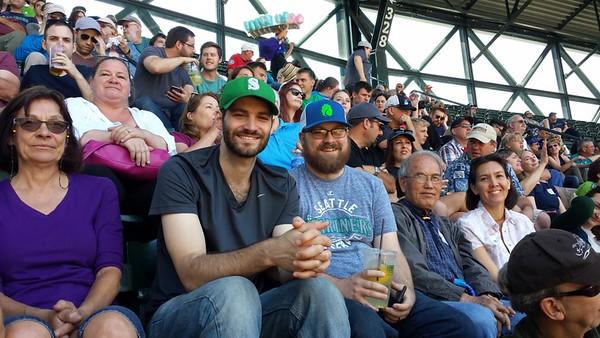 Seattle Mariners July 17, 2016