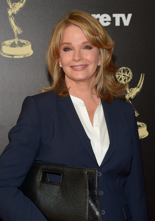 . Actress Deidre Hall attends The 41st Annual Daytime Emmy Awards at The Beverly Hilton Hotel on June 22, 2014 in Beverly Hills, California.  (Photo by Jason Kempin/Getty Images)