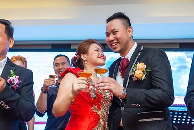 Arren & Samantha Wedding