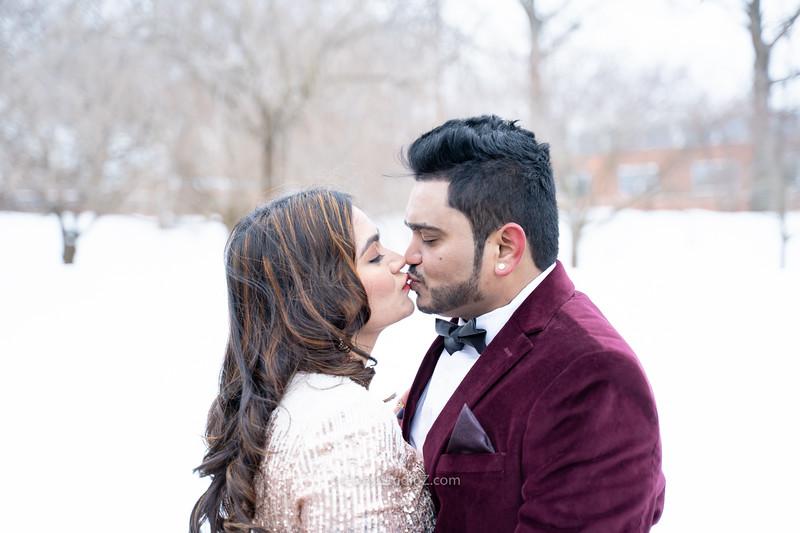 Jalpa and Jinesh PreWedding Shoot