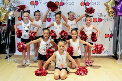 Pom and Cheer Camp - July 2017