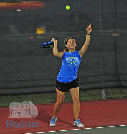 Iola Tennis at Chanute 9/13