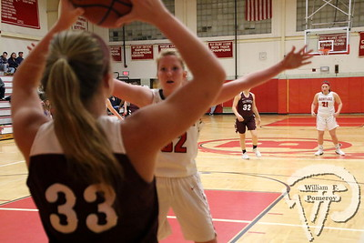 GIRLS' BASKETBALL ■ vs. Falmouth — 2 . 9 - 2018