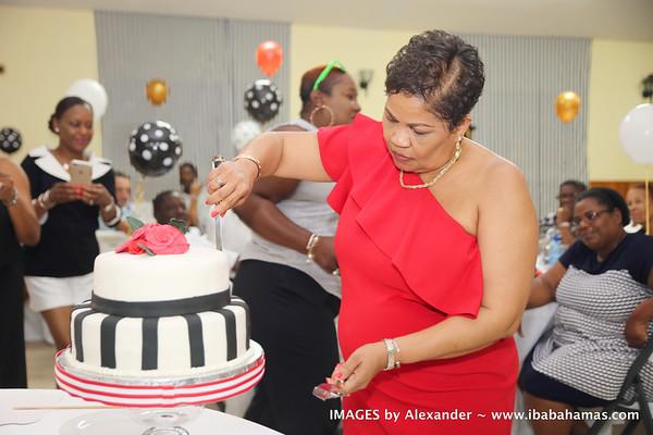 Winnie's 60th Birthday Party - Exuma, Bahamas
