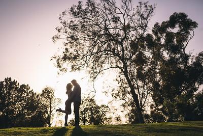 Louie + Kristine Engagement