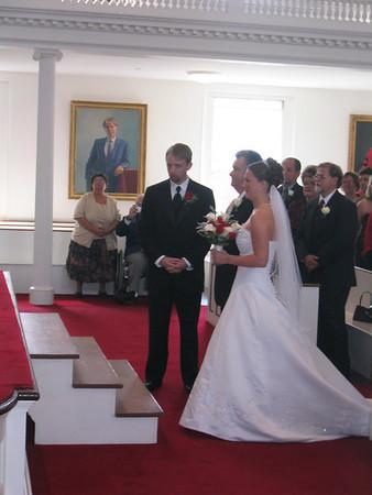 Kari and Mike's Wedding 10.2004
