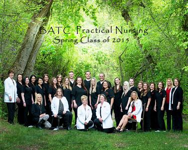 Spring BATC class of 2015