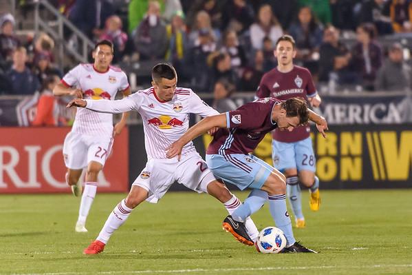 Colorado Rapids vs NY Red Bulls - MLS Soccer - 2018-05-12