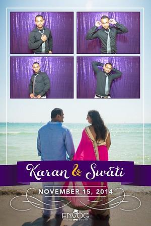 Karan & Swati (prints)
