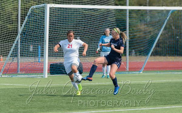 140906 SWOCC Women Soccer vs Spokane