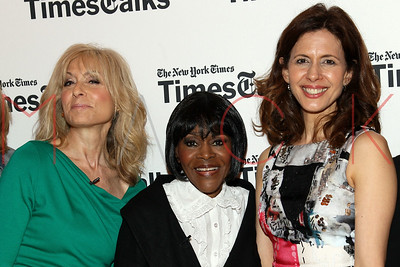 New York, NY - June 03 2013:  TimesTalks Presents: Leading Women Of Broadway at Times Center.