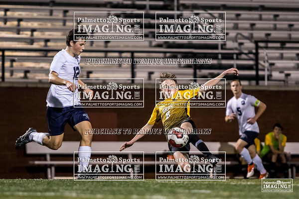 GCA Varsity Men Soccer vs PAC at Capitol City Cup