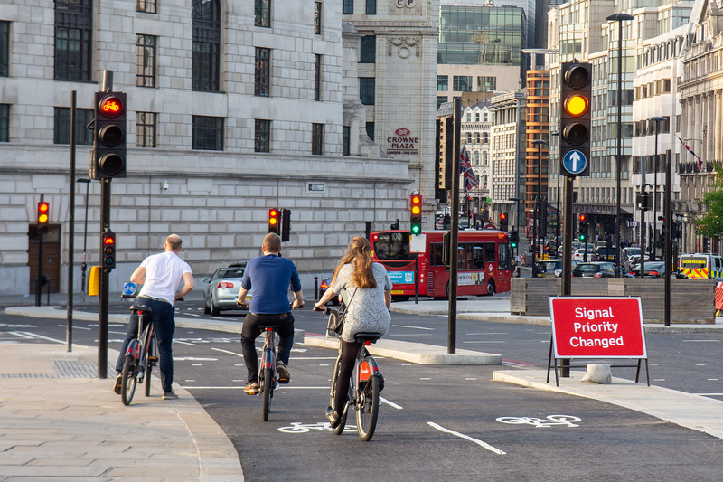 London Cycle Superhighway