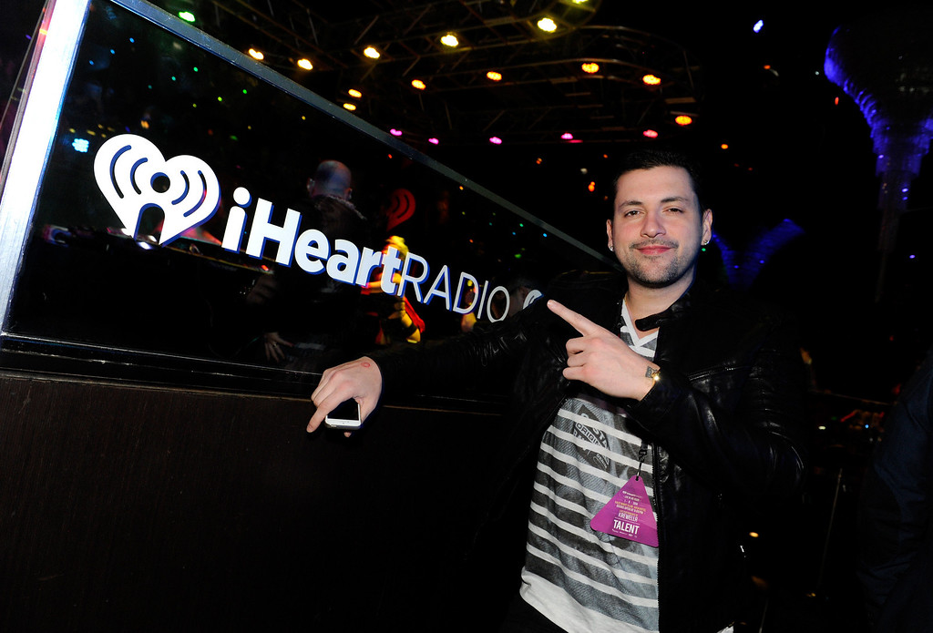 . DJ Prostyle attends a private party celebrating CES 2014 hosted by iHeartRadio featuring a live performance by Krewella at Haze Nightclub at the Aria Resort & Casino at CityCenter on January 8, 2014 in Las Vegas, Nevada.  (Photo by David Becker/Getty Images for Clear Channel)