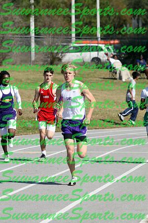 Suwannee High School Track 2009