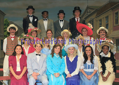 "2010 ""The Music Man"" / Cast Photos"