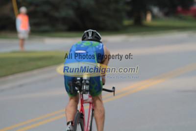 Bike - 2013 Boyne City Triathlon