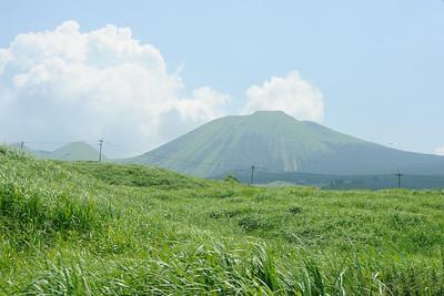 150802 mount asa - shirakawa fountain head - kumamoto