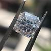 3.02ct Antique Asscher Cut Diamond, GIA G VS2 19