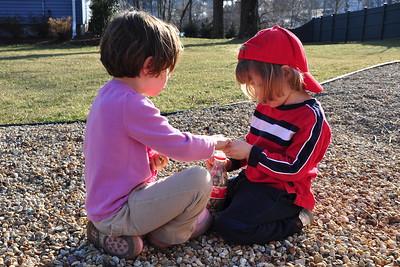 """""""Sisters"""" - Anya & Cailyn"""