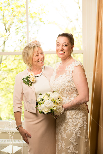 Liz & Dom Blair - Bridal Preparation