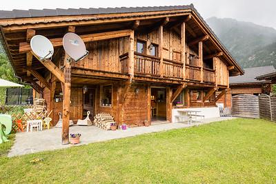 Alps Rentals - Chalet Servoz