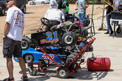 SNMS Kart Races - 4/23/2016
