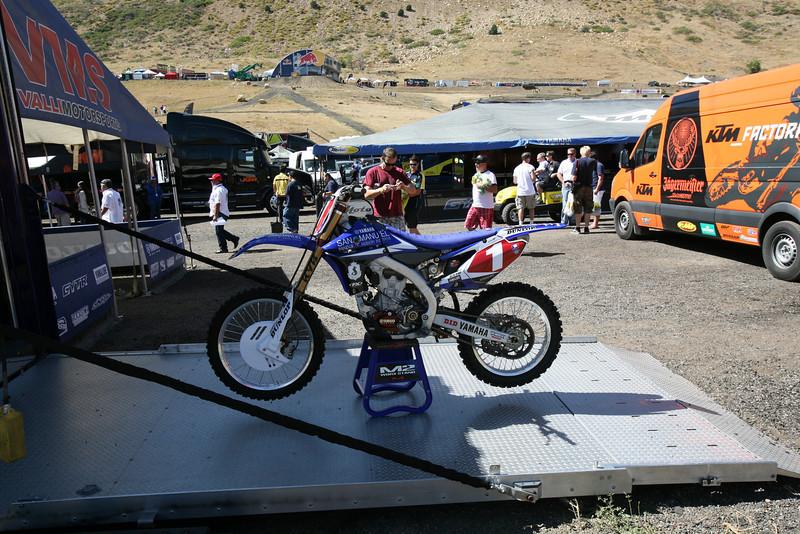 Stewart's bike