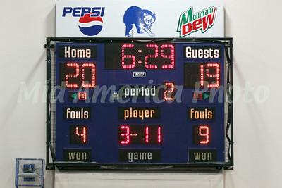 Girls Basketball, Notre Dame vs Danville 12/18/2012