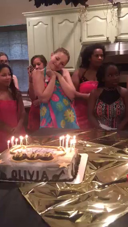 Olivia 15 b day