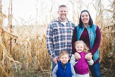 Dunham Family Portraits 2018