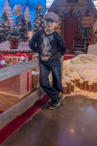 2017 Keegan's Santa Visit