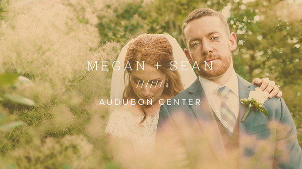MEGAN + SEAN ////// AUDUBON CENTER