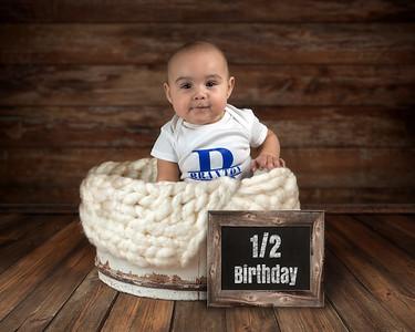 2020_03_27 Braxton's 1/2 Birthday