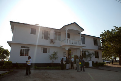 IHI WHO DGs visit 2009
