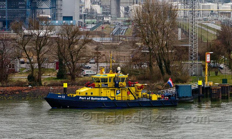 Patrol Vessel/Tug RPA 12