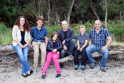 The Murtagh Family
