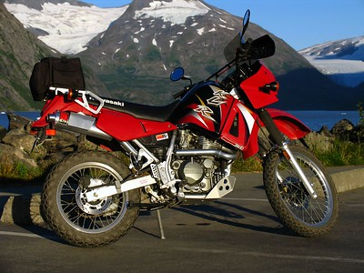 Kawasaki KLR650 Photos