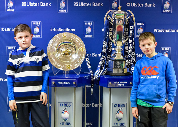 RBS 6 Nations Trophy Tour - Connacht Hotel