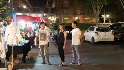 Baan Bang Kean and Don Wai Market