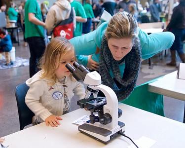 Sisters Schools Science Fair 2018 3-17-2018