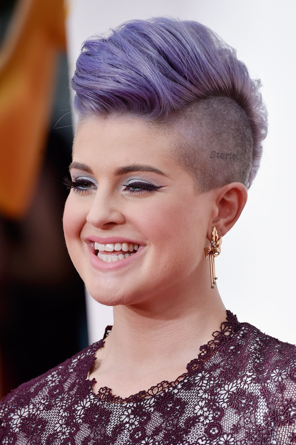 . TV personality Kelly Osbourne attends the 66th Annual Primetime Emmy Awards held at Nokia Theatre L.A. Live on August 25, 2014 in Los Angeles, California.  (Photo by Frazer Harrison/Getty Images)