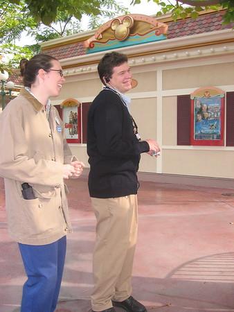 Disney Visit During FMSS