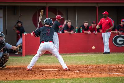 Greenville High School Baseball 3/30 game