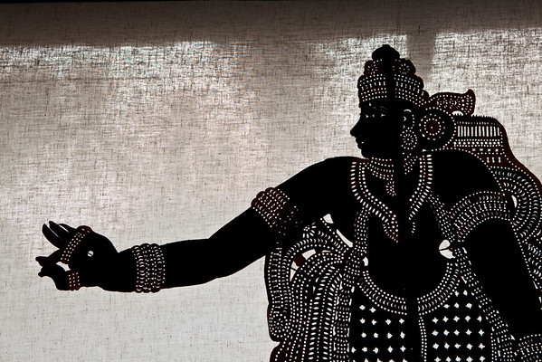 Shadow Puppets of Kerala
