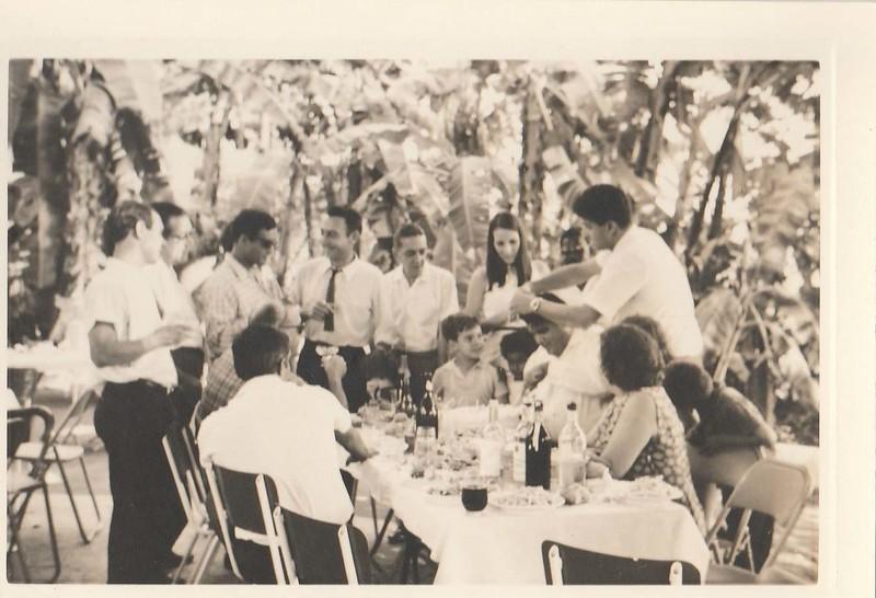 Baptizado da Jeanine Gastão