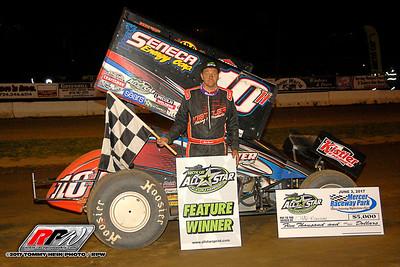 Mercer Raceway Park - 6/3/17 - Tommy Hein