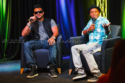 Sean Paul @ Clear Channel Q102 Philly