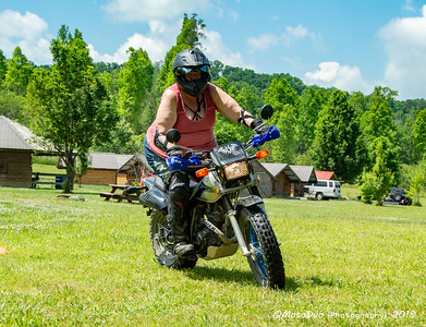 Basic Offroad Training with Kellie May 2018