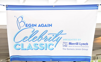 Begin Again Celebrity Classic 2019 Golf